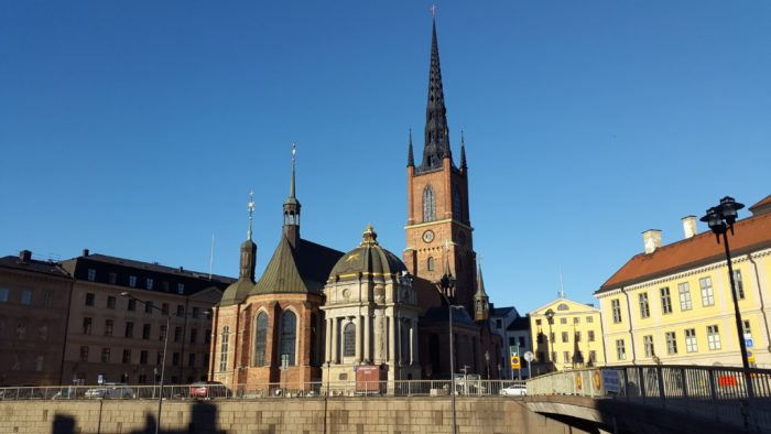Riddarholmskyrkan, Riddarholmen, Stockholm, Sverige