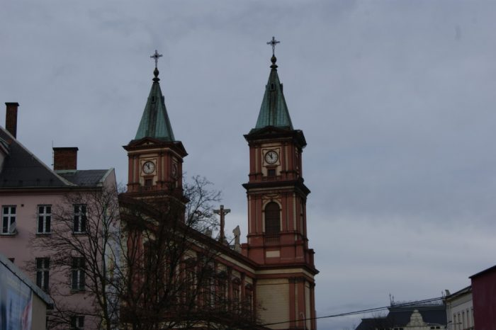 Church, Ostrava, Czech republic