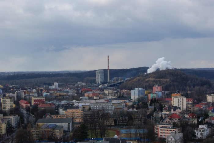Nová Radnice, View, Ostrava, Czech republic, 2014