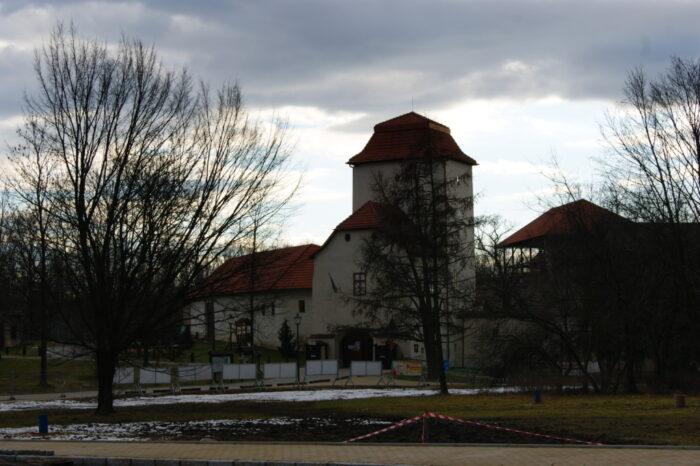 Slezkoostravský Hrad, Silesian Ostrava Castle, Ostrava, Czech republic, 2014