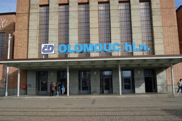 Olomouc Hlavní Nádraží, Train Station, Olomouc, Czech Republic, 2014