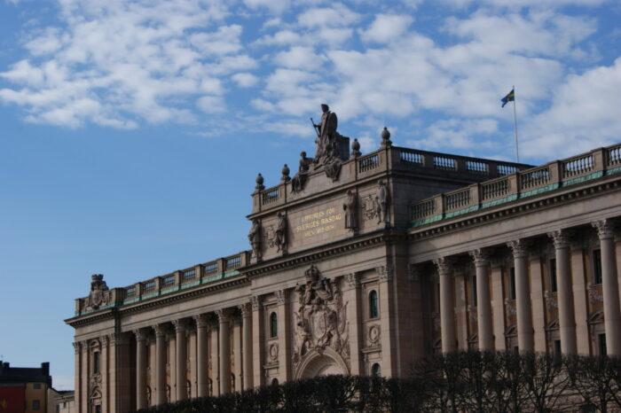 Riksdagshuset, Riksdagen, Stockholm, Sverige