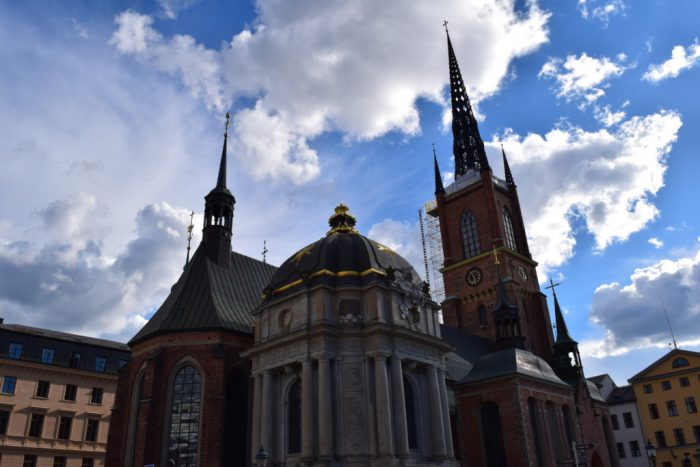 Riddarholmskyrkan, Riddarholmen, Stockholm, Sweden