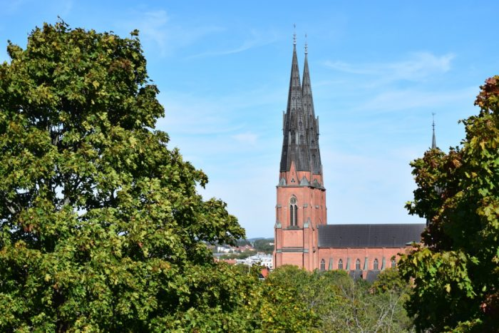 Uppsala Domkyrka, Uppsala, Sverige
