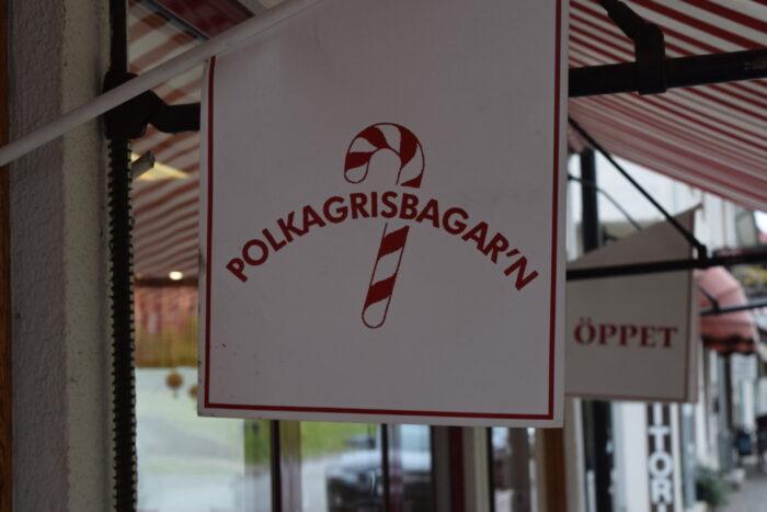 Polkagrisbagaren, Gränna, Småland, Sverige