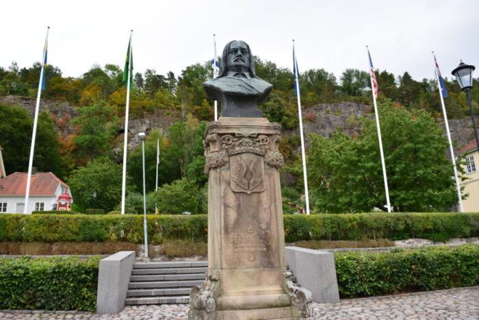 Per Brahe, Staty, Gränna, Sverige