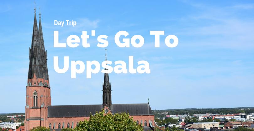 Day trip to Uppsala, Sweden