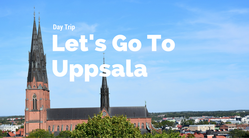 Day trip to Uppsala, Sweden