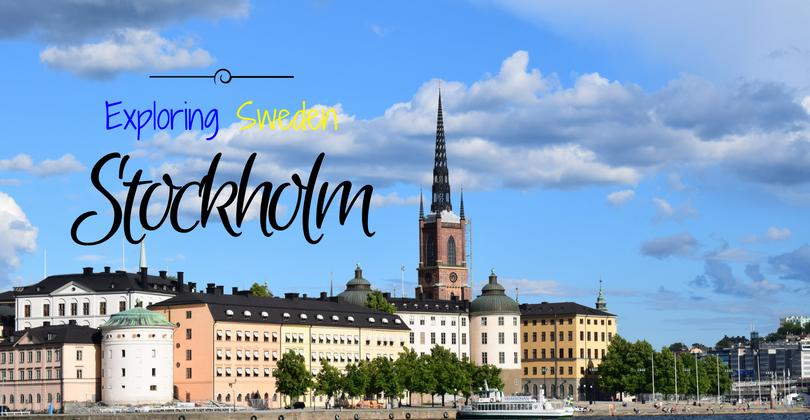 Stockholm, Uppland, Södermanland, Sverige, Riddarholmen, Old Town, Royal Palace, Skansen, Gröna Lund, City Hall