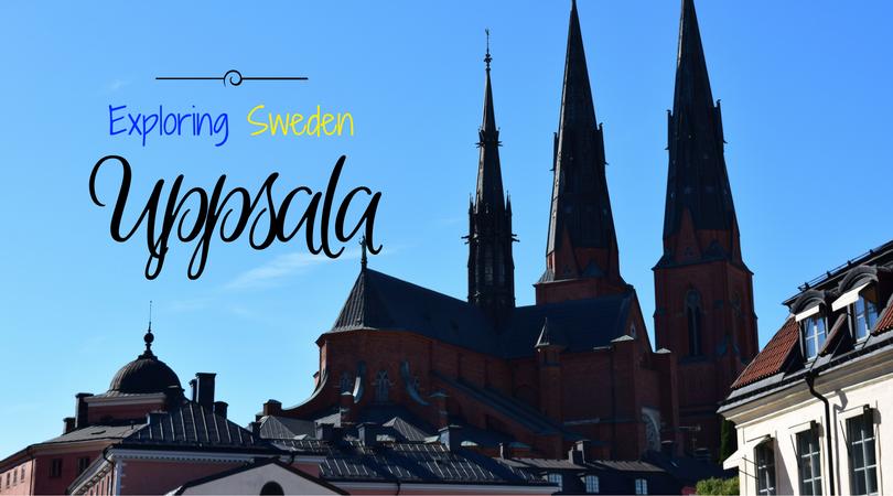 Exploring Sweden - Uppsala, Uppland