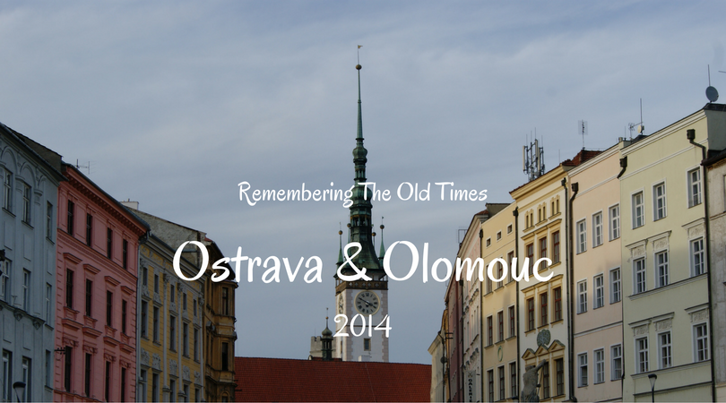 Remembering The Old Times, Ostrava and Olomouc, Czech Republic, 2014