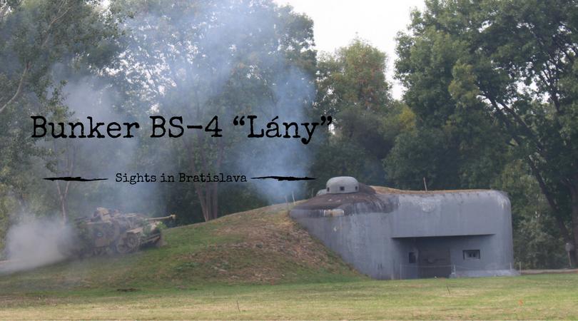 B-S 4 Lány, BS-4 Lány, Sights in Bratislava, Slovakia