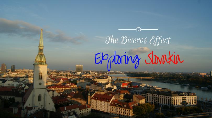 Slovakien, Slovensko, Bratislava, The Biveros Effect
