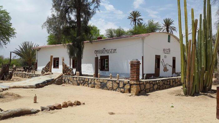Omaruru Museum, Mission House, Namibia