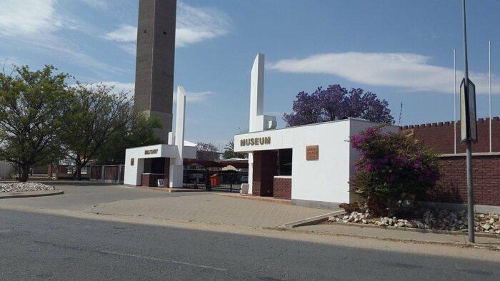 Military Museum, Okahandja, Namibia