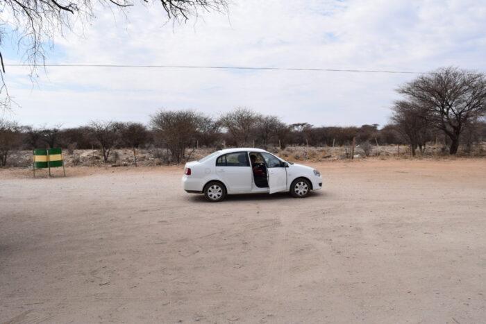 Wolkswagen Vivo Polo, Road C33, Namibia