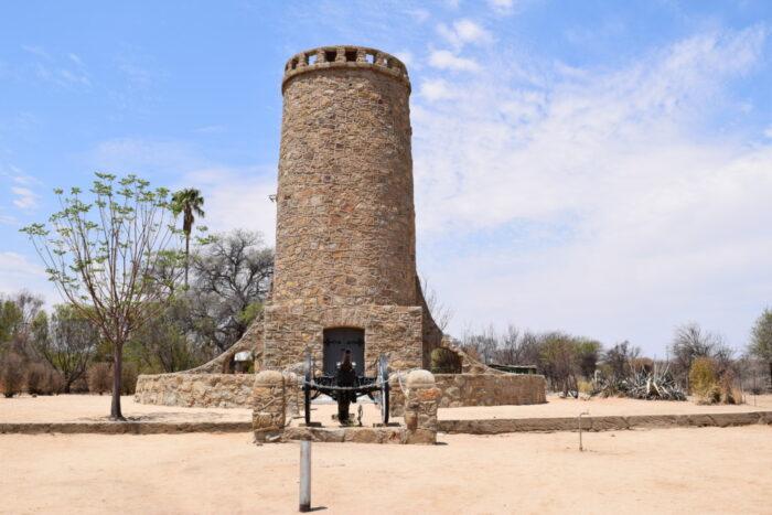 Franke Tower, Franke Turm, Omaruru, Namibia