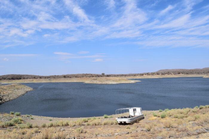 Von Bach Dam Nature Reserve, Dam, Okahandja, Namibia