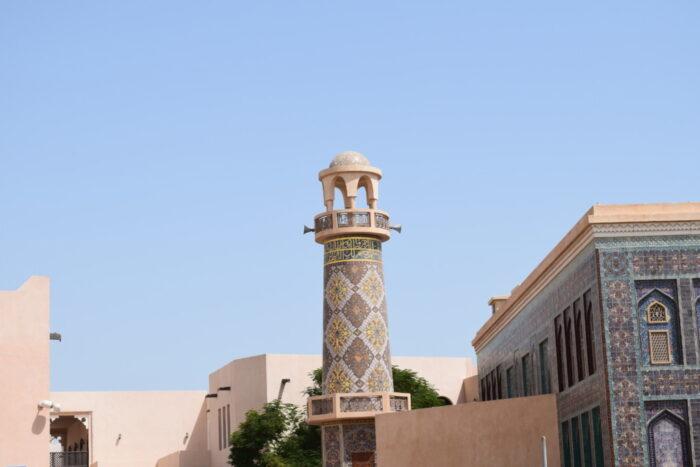 Katara Mosque, Katara Cultural Village, Doha, Qatar