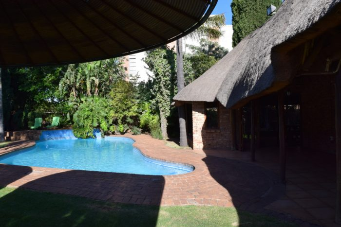 Aero Guest Lodge, Johannesburg, South Africa