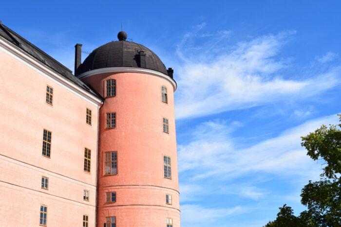 Canon, Uppsala Slott, Sweden