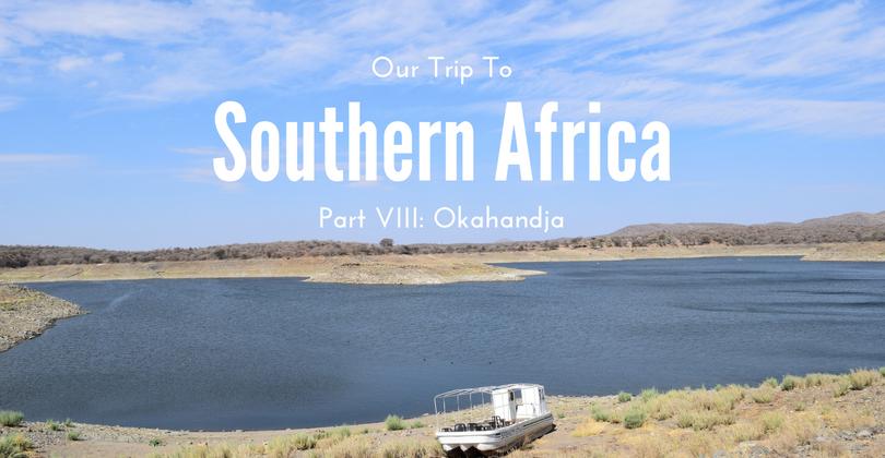 Our trip to Southern Africa, Okahandja, Namibia