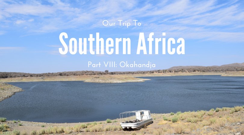 Our trip to Southern Africa, Okahandja, Namibia