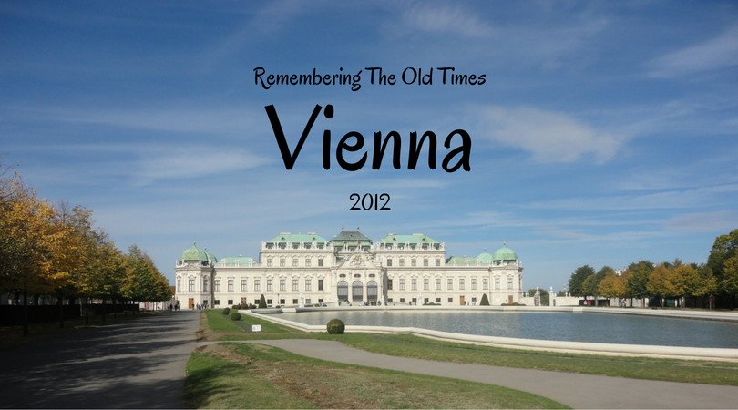 Remembering The Old Times – Vienna 2012