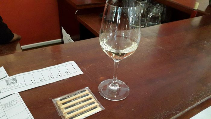 Wine Tasting, Chocolate, Groot Constantia, Cape Town, South Africa