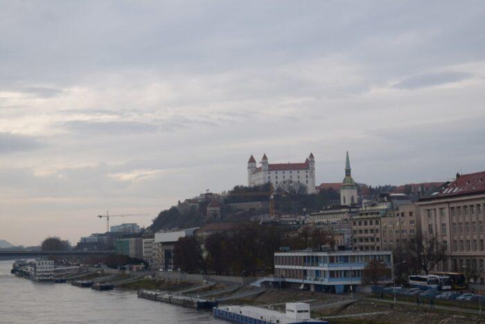 Bratislava Castle, Hrad, Bratislava, Slovakia
