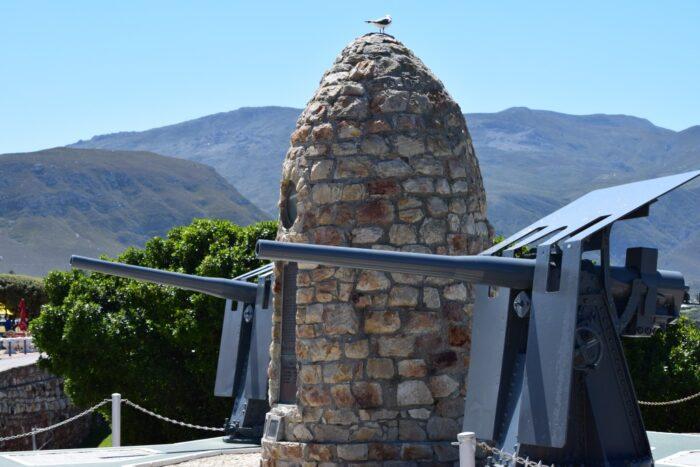 Canons, Kanoner, Hermanus, South Africa, Sydafrika