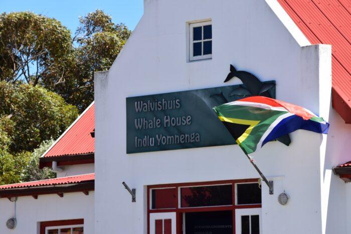 Hermanus, Walvishuis, Whale House, Indlu Yomnenga, South Africa