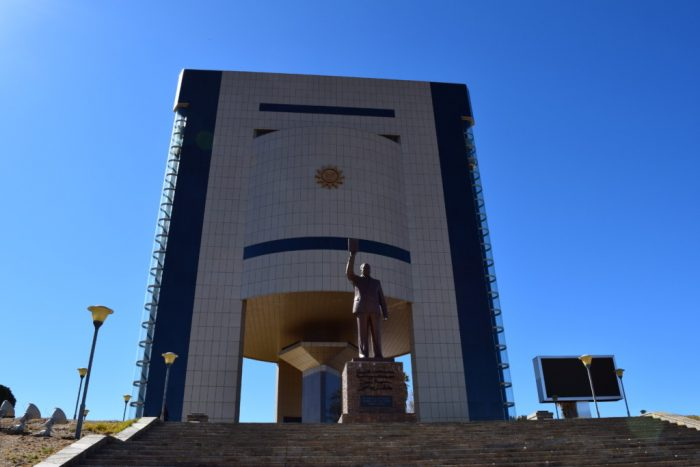Namibian Independence Memorial Museum Windhoek, Namibia