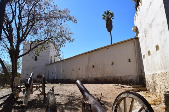 Alte Feste, Old Fortress, Windhoek, Namibia