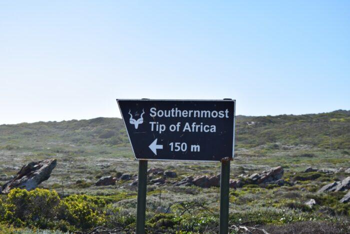 Cape Agulhas, L'Agulhas, South Africa