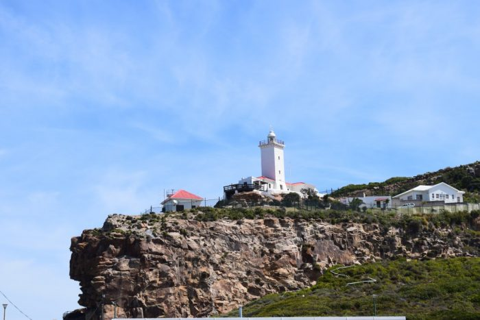 Cape St Blaize Lighthouse, Mossel Bay, Mosselbaai, South Africa