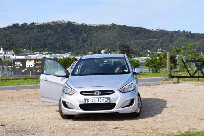 Hundai, Car Rental, Europcar, Cape Town, South Africa