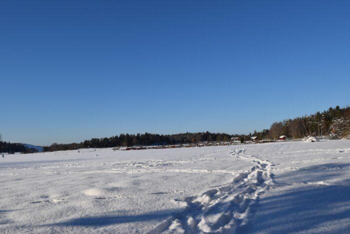 Snow Storm, Husby, Stockholm, Sweden, Snö. Sverige