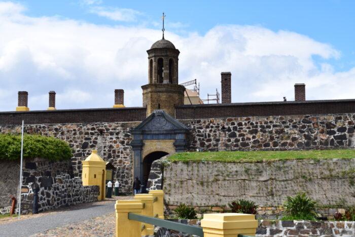Castle of Good Hope, Cape Town, South Africa, Kasteel die Goeie Hoop, Kaapstad, Suid-Afrika