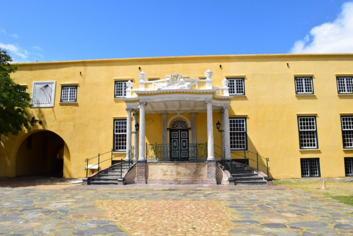 Castle of Good Hope, Cape Town, South Africa, Castillo de Buena Esperanza, Ciudad del Cabo, Sudáfrica