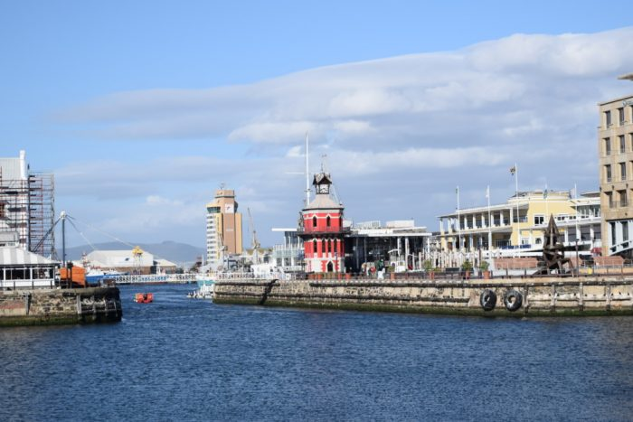 V&A Waterfront, Clocktower, Cape Town, South Africa