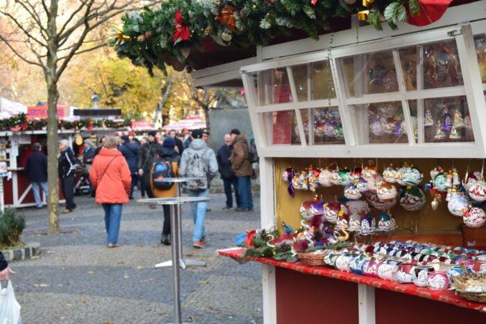 Slovak Christmas Market, Bratislava, Slovakia, Julmarknad, Slovakien