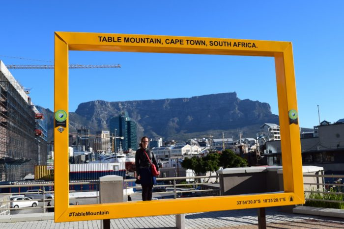 V&A Waterfront, Table Mountain, Cape Town, South Africa