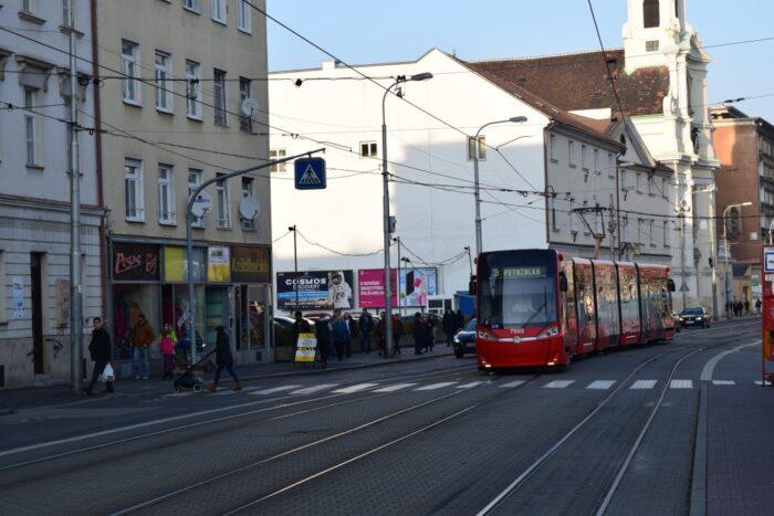 Tram, Bratislava, Slovakia