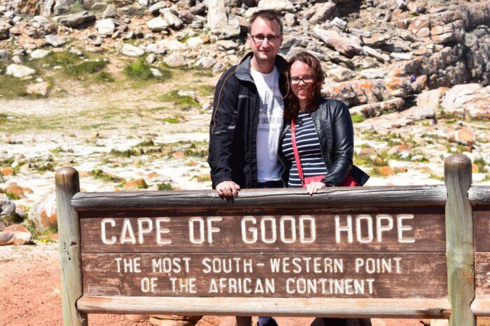 Jesper, Susann, Cape of Good, Kaap Die Goeie Hoop, South Africa