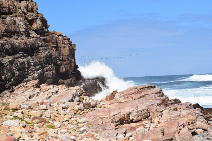 Waves, Cape of Good Hope, South Africa