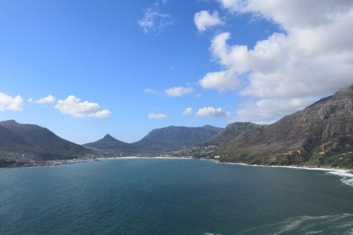 Hoat Bay, Chapman's Peak Drive, South Africa, Kapstaden Sydafrika