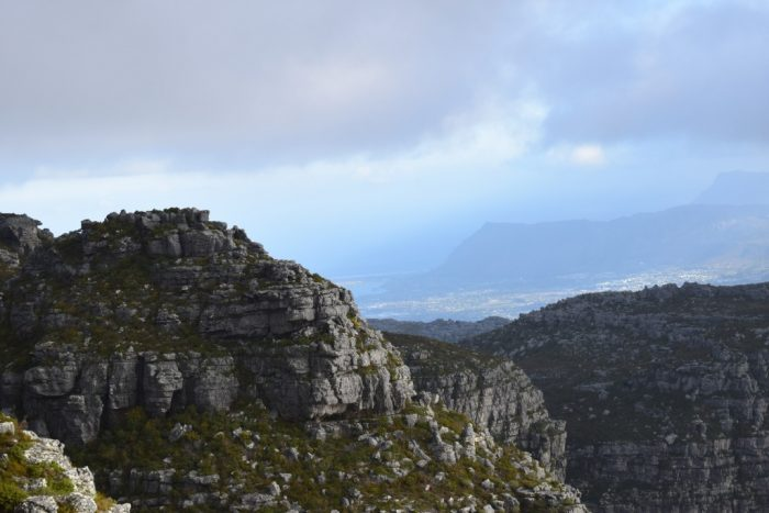 Tafelberg, Kaapstad, Suid-Afrika, Table Mountain, Cape Town, South Africa