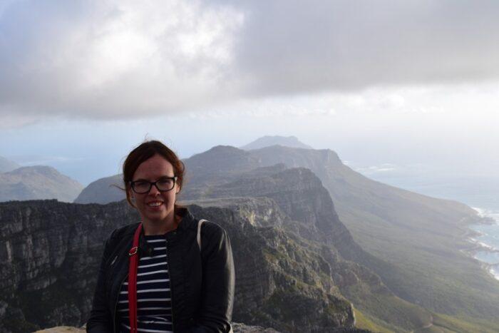 Susann, Table Mountain, Cape Town, South Africa