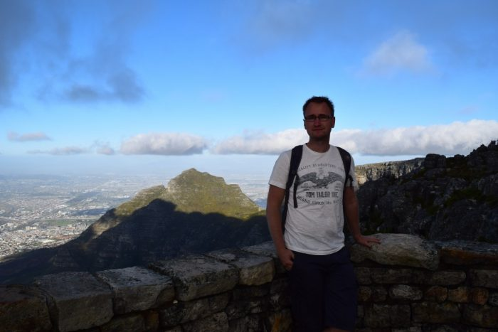 Jesper, Table Mountain, Cape Town, South Africa